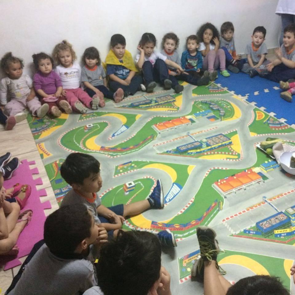 Berçário - Maternal - Jardim - Pré